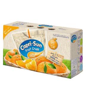 Capri-Sun Orange Fruit Crush 10x200ml