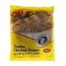 Fff Tender Chicken Breast 1kg