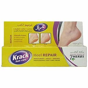 Krack Cream Heel Repair 50g