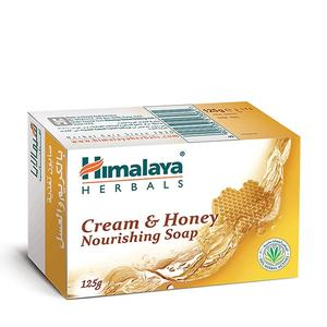 Himalaya Nourishing Cream & Honey Soap 125g