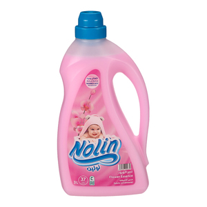 Nolin Fabric Softener Pink 3L