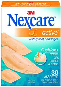Nexcare Active Bandage Assorted 30s