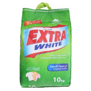 Extra White Detergent Lf Powder 10kg