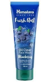 Himalaya Oil Clear Facewash Blackberry 100ml