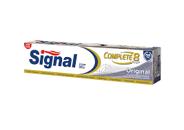 Signal Toothpaste Complete 8 White 100ml