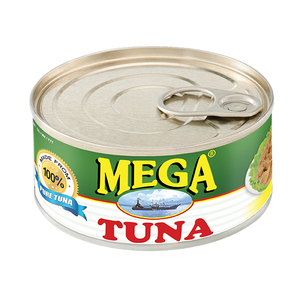 Mega Tuna Flakes In Oil 180g