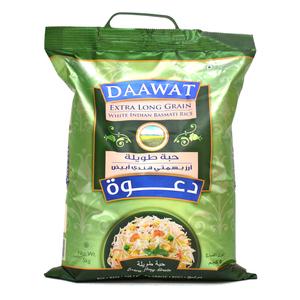 Daawat Extra Long Basmati Rice 5kg