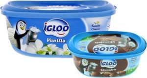 Igloo Ice Cream Assorted 1L+500ml