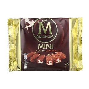 Magnum Classic Almond Mini Ice Cream 345ml