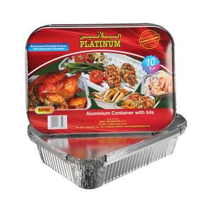 Platinum Container 10s