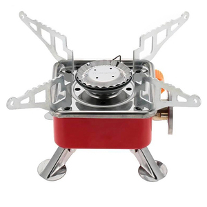 Campmate Portable Card Type Stove 1pc