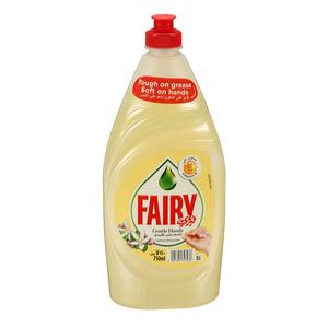Fairy Liquid Lemon Blossom Dish Washing Liquid Soap 750ml