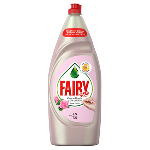 Fairy Liquid Rose Petals Dish Washing Liquid Soap 1.5L