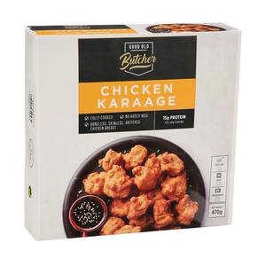 Good Old Butcher Chicken Karrage 470g