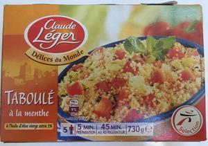 Claude Leger Taboule Mint 730g