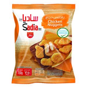 Sadia Chicken Nuggets Bag 750g