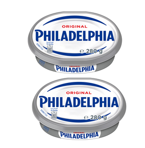 Philadelphia Cream Cheese Original 2x280g