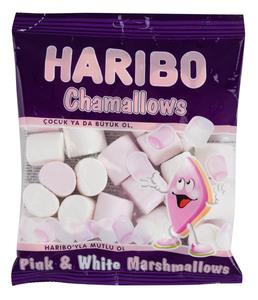 Haribo Chamallows Pink & White 300g