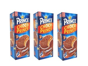 Prince Biscuits 3x190g