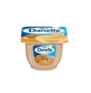 Danette Creme Cookie Dessert  4x90g
