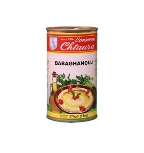 Conserves Chtaura Baba Ghannouge 370g
