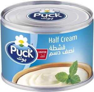 Puck Half Cream Lighter 24x170g
