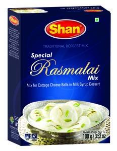 Shan Special Rasmalai Mix 100g