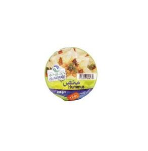 Al Juneidi Hummus With Tahina 200g