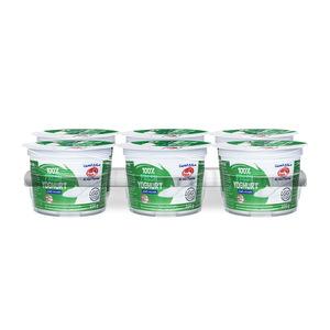 Al Ain Natural Yoghurt 6x100g
