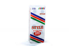 Style Toilet Roll 2ply 10x500s