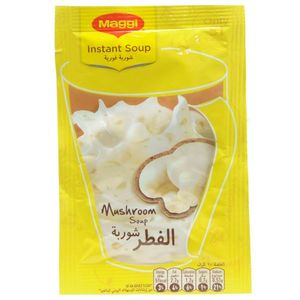 Maggi White Mushroom Soup 12g