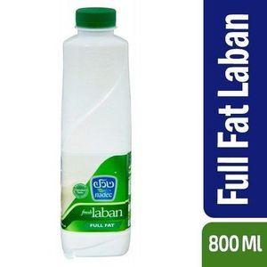 Nadec Fresh Laban Full Fat 800ml