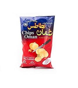 Oman Chips Family 6x97g