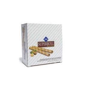 Cizmeci Super Roll Hazelnut Wafer 15g