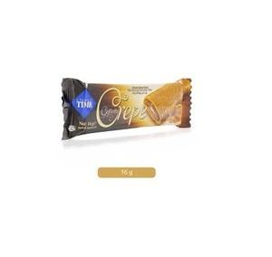 Cizmeci Crepe Chocolate Wafer 16g