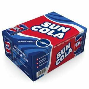 Suntop Suncola 6x125ml