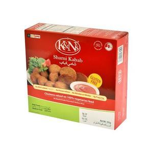K&Ns Chicken Shami Kabab 1x595g