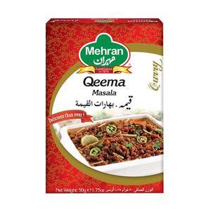 Mehran Qeema Masala 50g