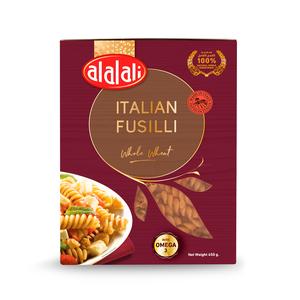 Al Alali Macaroni #82 Whole Wheat With Omega 450g