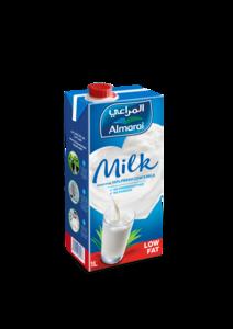 Almarai UHT Low Fat Milk With Added Vitamin 12x1L