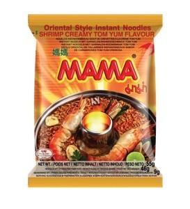 Mama Shrimp Cremy Flavor Tom Yum 60g