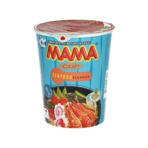 Mama Cup Seafood Flavour 70g