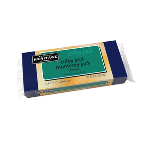 American Heriatge Bar Colby and Monterey Jack 227g