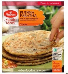 Haldirams Pudina Paratha 360g