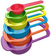 Pmt Measuring Spoons 1x4s