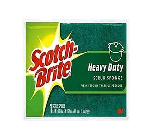 Scotch Brite Large Heavy Duty Scrub 12pc