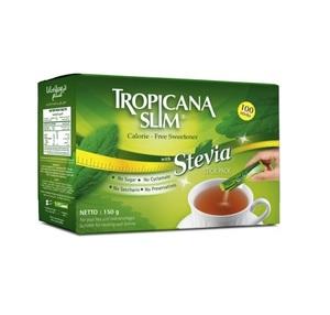 Tropicana Slim Stevia Sweetener Diet Stick 150g