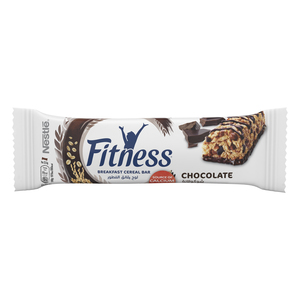 Nestle Fitness Chocolate Cereal Bar 24x23.5g