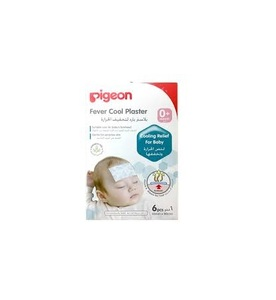 Pigeon Fever Cool Plaster 6pc