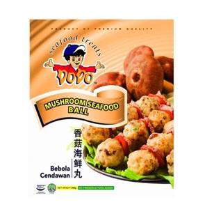 Dodo Mushroom Seafood Ball 200g